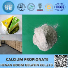food additives in bakery calcium propionate 4075-81-4 for europe