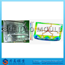 plastic LCD TV cover mould manufacturer plastic LCD TV cover mould manufacturer
