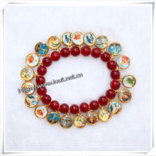Jewelry Set, Fashion Bracelet, Necklace, Fashion Item, Earring, Jewelry Rosary (IO-CE000)