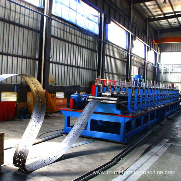 Steel tray sheet forming machine