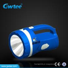 GT-8513 1.5W / 3W recarregável remoto levou barato searchlight