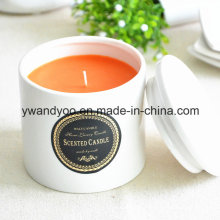 Delicate Scented Soy Wax Candle