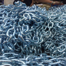 China Made Galvanized Welded Link Chain