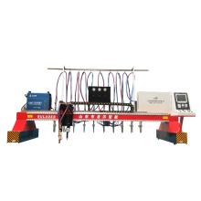 Portique ligne droite CNC machine de découpe acier