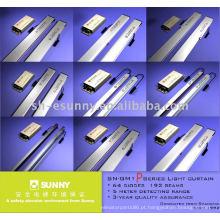 luz de cortina de elevador de peças elevador luz da cortina de elevador elevador fotocélula de peças elevador