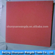 China Alibaba de alta pureza de metal poroso espuma de cobre