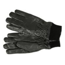 Полицейские кожаные тактические перчатки
