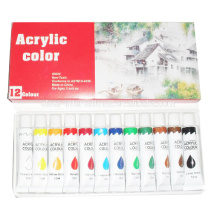 painting sets water acrylic color