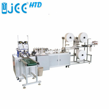 Auto Flat Face Mask Making Machine