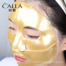 Máscara facial antiaging del bio-colágeno del oro del fabricante de China para la venta al por mayor