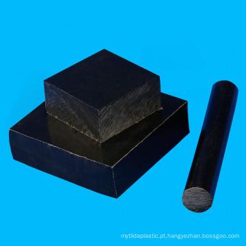 Folha de copolímero pom antiestático ESD