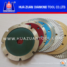 105-400mm Concave Cutting Blade for Stone