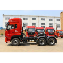Dongfeng Diesel engine 6X4 Tractor truck factory