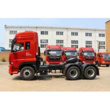 Fábrica de camiones tractor con motor diesel Dongfeng 6X4