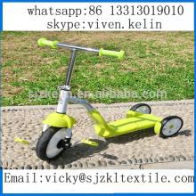 2016 venda quente 3 em 1 crianças três rodas scooter