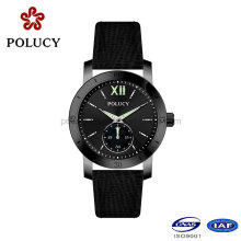 Étiquette Watch Factory OEM haute All Black Watch