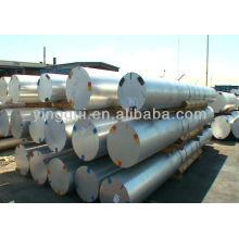 6061 barra redonda arrumada a frio de liga de alumínio