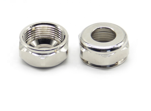 OEM Stainless Steel CNC Machining Parts