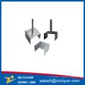 Raccords de câble d'usine de Certifacate d'OIN Galvanisé Pole Clamp
