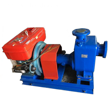 Hot sales CYZ suction tractor water marine pump