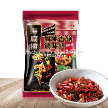 Haidilao hotpot seasoning to make your own Chinese dishes with hot chili pepper