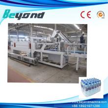 Automatische Flaschenfolien-Verpackungsmaschine