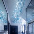 Подвесной светильник Blue Art декоративный большой индивидуальный