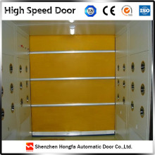 Durable Fast Rapid Rolling Up High Speed Doors