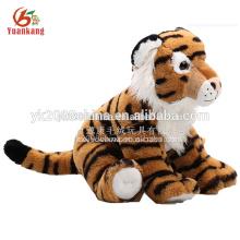 Brinquedos de pelúcia tigre gigante, traje de tigre inflável