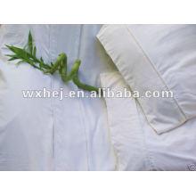 """100% хлопка гостиницы белый комплект постельных принадлежностей подходит для 18"""" высота кровать"""
