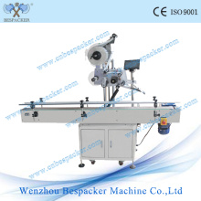 Automatic Oval Bottle Labelling Machine