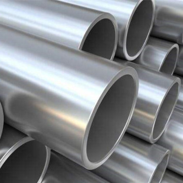 Aluminium dan Aluminium-Alloy Seamless Extruded Pipe