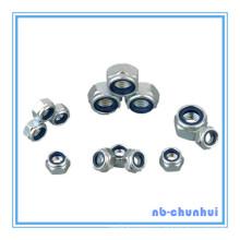 Hex Nut Nylon Lock Nut