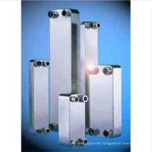 304/316 Brazed Phe Oil Cooler Oil/Water Heat Exchanger