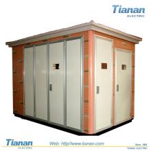 Transformer Power Transmission/Supply Substation, Cabinet Substation