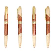 Pluma de madeira de anúncio do preço baixo para o negócio