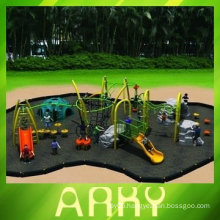 CE Certificated Outdoor Playground Structure