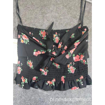 Top damski Summer Sexy Crop Top