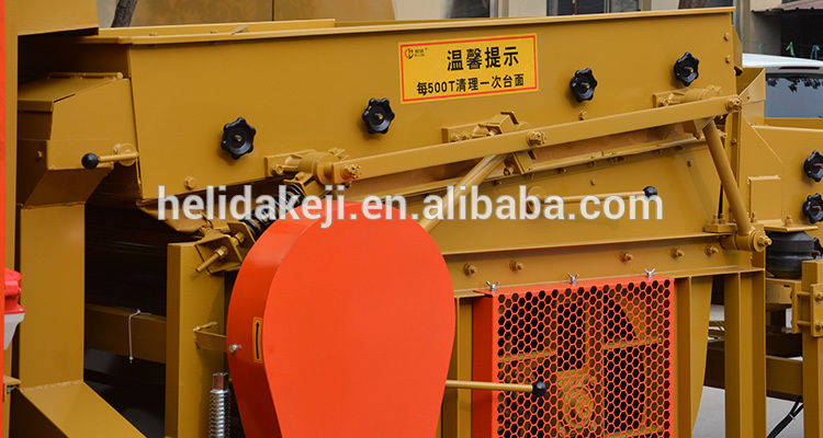 Seed Cleaning Machine 003
