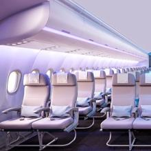 Pièces en aluminium pour le transport aérien
