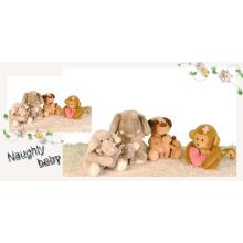 Figuras de presente de brinquedo de pelúcia