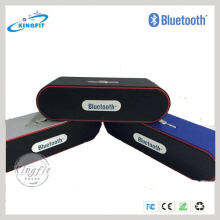 2016 venda quente plástico móvel usb bluetooth amplificador falante
