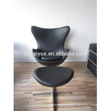2107 beautiful design leisure chair mordern Classic Design Egg Chair For Sale Make In Foshan Factory