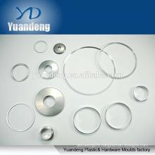 All kinds of custom washer:Plain washer, Nickel zinc washer, Silver washer
