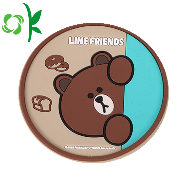 Silicone Drink Coaster