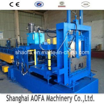 C y Z Purlin Roll Forming Machinery (AF-C80-300)