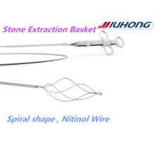 Endoscopic Accessory! Ercp Nitinol Stone Extraction Basket with FDA