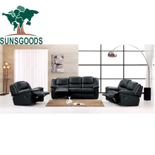 2021 New Design Leather Automatic Recliner Sofa for Home Theatre