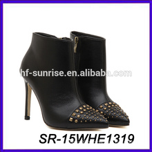 mature sexy high heel boot party dress leather boot
