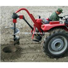 Taladro de tierra PHD de la mejor calidad / taladrador de tierra / tractor Cavador de agujero de poste
